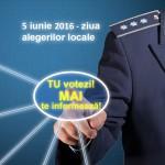 Tu votezi!