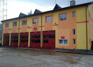 Sectia de Pompieri Viseu de Sus