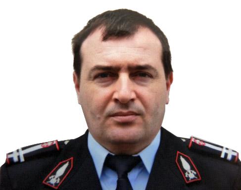 Lt.col. Moldovan Liviu Ovidiu