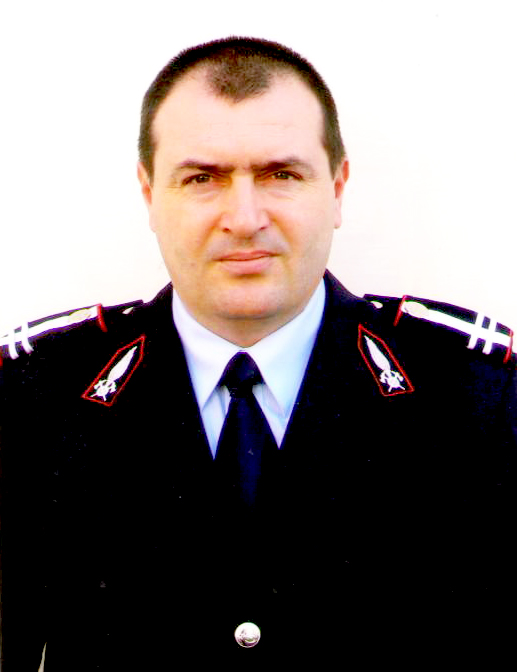 LT. COL. - LIVIU OVIDIU MOLDOVAN